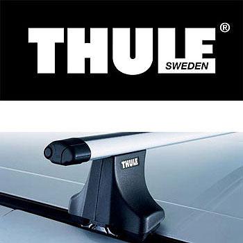 THULE(スーリー) ラピットシステム用車種別取付キット SUBARU/フォレスター KIT3079