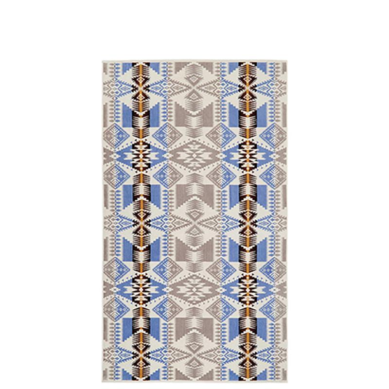 PENDLETON(ペンドルトン) ジャガードバスタオルオーバーサイズ XB233 102×178cm 51106(Sliver Bark) 19373185106000