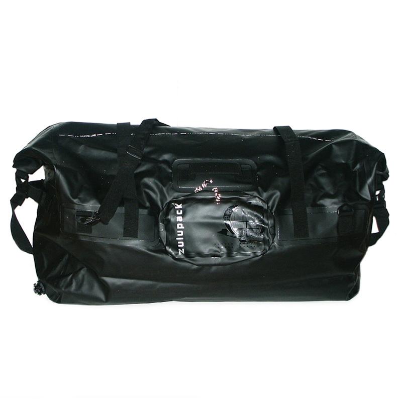 zulupack(ズールーパック) BARRACUDA 138L BLACK WA16936
