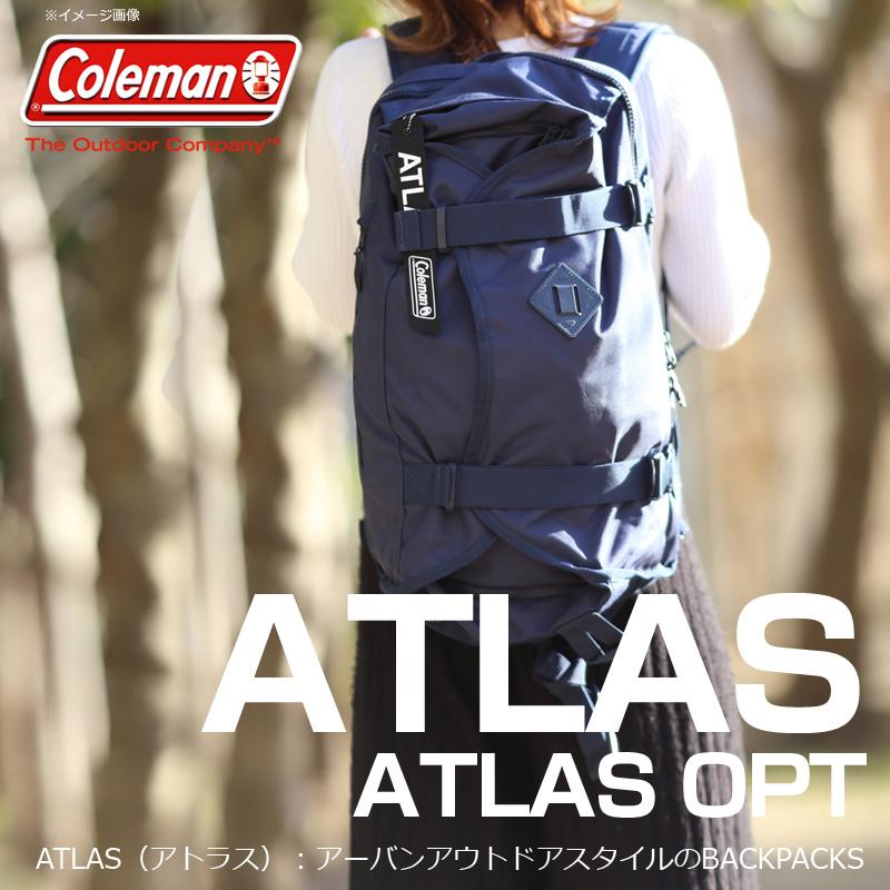 【送料無料】Coleman(コールマン) アトラス オプト 30~35L ネイビー 2000031204