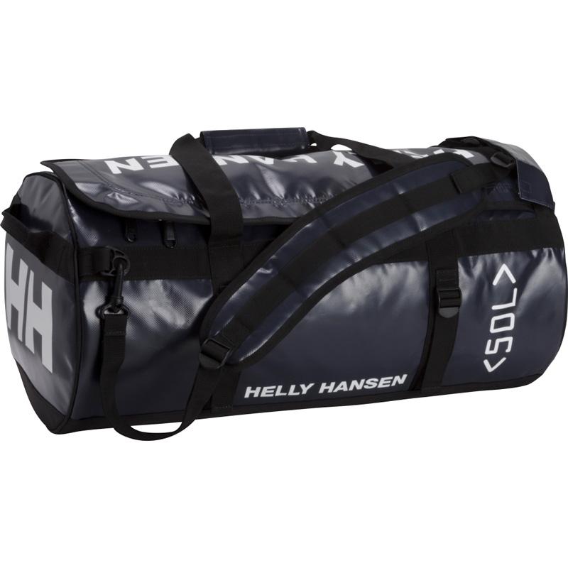 【送料無料】HELLY HANSEN(ヘリーハンセン) HY91711 HH DUFFEL BAG 50L HB