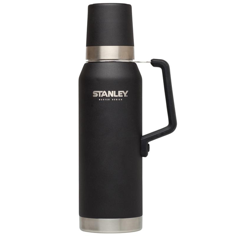 【送料無料】STANLEY(スタンレー) マスター真空ボトル 1.3L マットブラック 02659-006【あす楽対応】