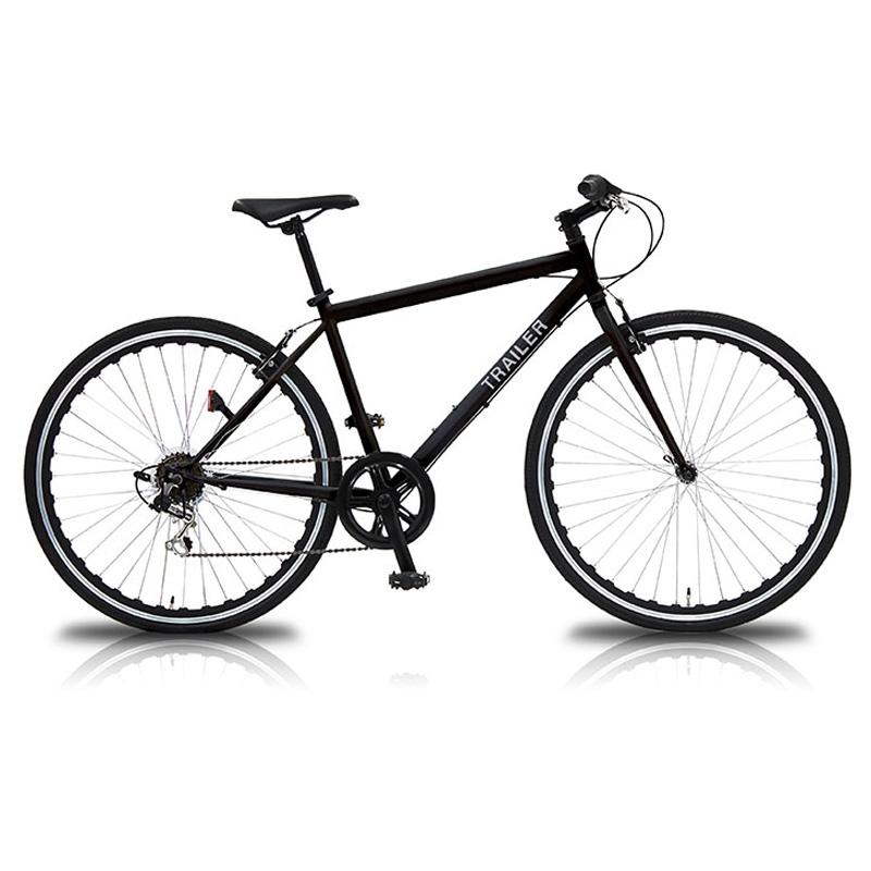 vittoria(ヴィットリア) 700Cクロスバイク 6段変速【代引不可】 BK(ブラック) TR-C7003-BK
