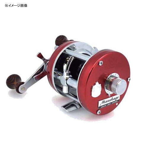 アブガルシア(Abu Garcia) AMB.5500 CS ROCKET APPLE RED 1429374