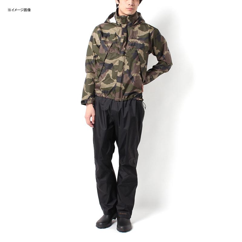 【送料無料】Columbia(コロンビア) Simpson Sanctuary Patterned Rainsuit Men's L 365(Sage Camo) PM0123【あす楽対応】【SMTB】