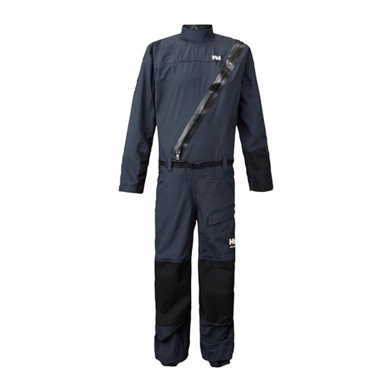 HELLY HANSEN(ヘリーハンセン) HH11655 DRY SUIT(ドライスーツ) Men's XL HB(ヘリーブルー)
