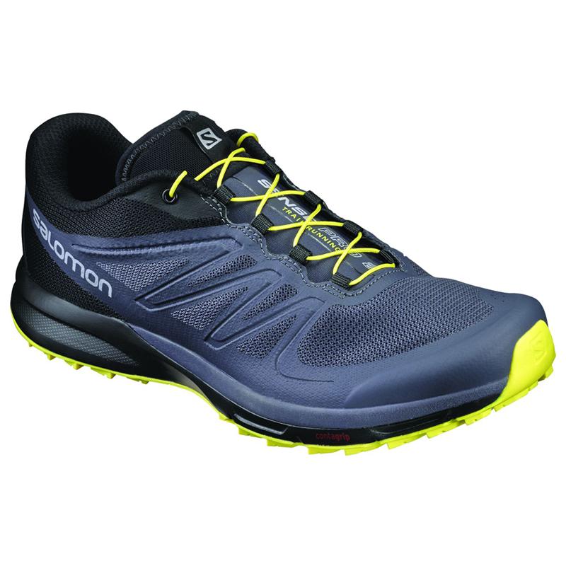 SALOMON(サロモン) FOOTWEAR SENSE PRO 2 26.5cm Ombre Blue×Black×Yellow L39250300
