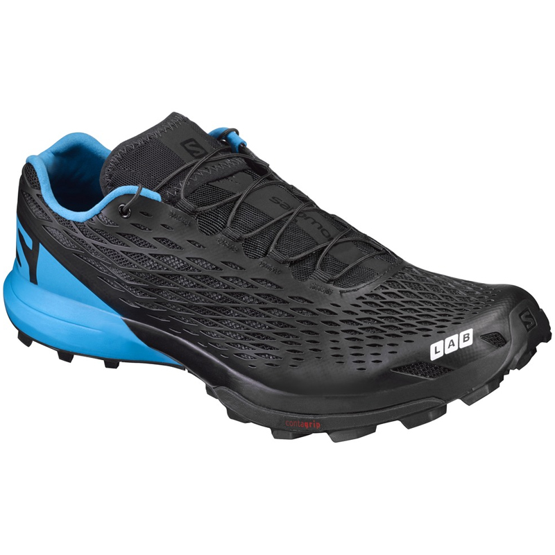SALOMON(サロモン) FOOTWEAR S/LAB XA AMPHIB 27.5cm Black×Transcend Blue×Red L39200000