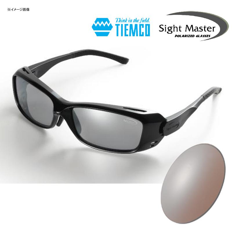 【送料無料】サイトマスター(Sight Master) バレル(Barrel) ブラック ライトブラウン×シルバーミラー 775125152100