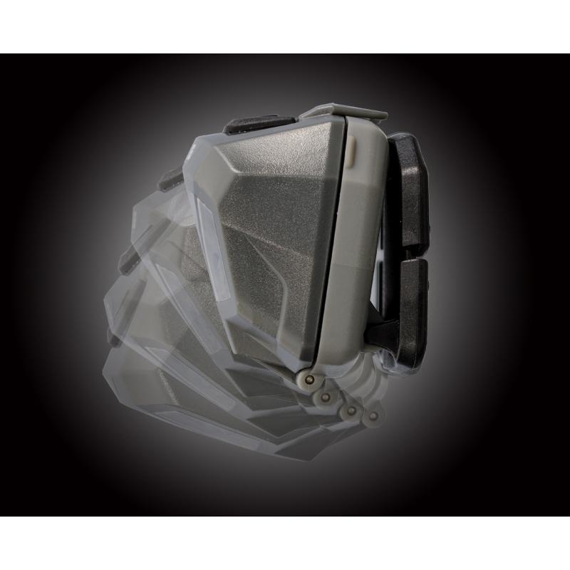 GENTOS(ジェントス) ヘッドライト CB-200D ブラック