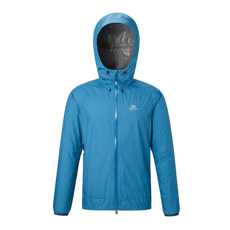 マウンテンイクイップメント(Mountain Equipment) Moor Jacket L B71(ブルーサファイア) 425114