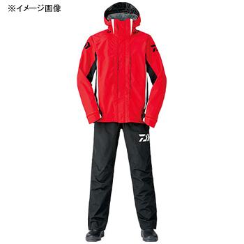 ダイワ(Daiwa) DR-3106 レインマックス ハイパー コンビアップレインスーツ M LBレッド 04534426