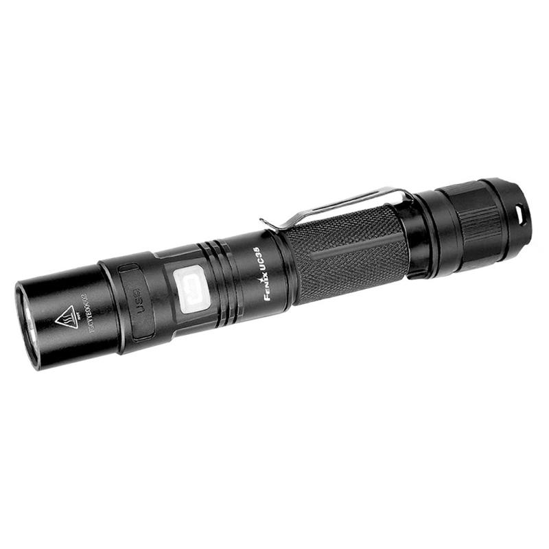 フェニックスライトリミテッド(FENIX) LED タクティカル フラッシュライト 充電式 UC35