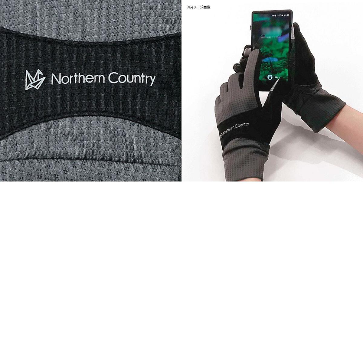 ノーザンカントリー(Northern Country) トレッキング グローブ XS CH TR-4001