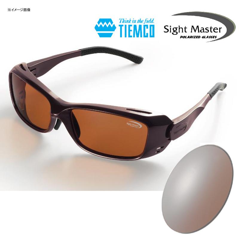 サイトマスター(Sight Master) バレル(Barrel) マホガニー ライトブラウン×シルバーミラー 775125252100