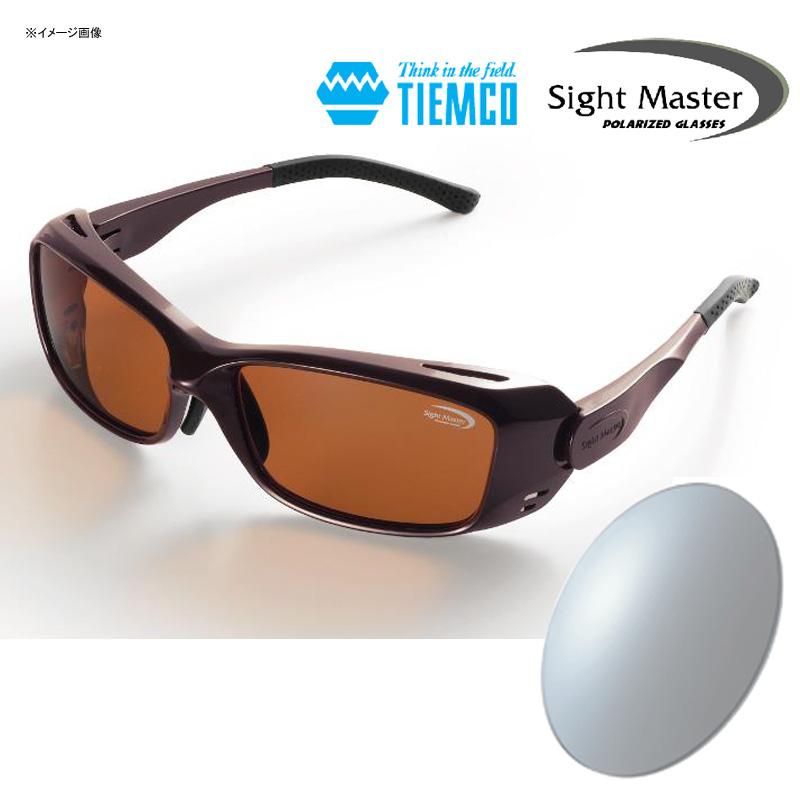 サイトマスター(Sight Master) バレル(Barrel) マホガニー ライトグレー×シルバーミラー 775125252200