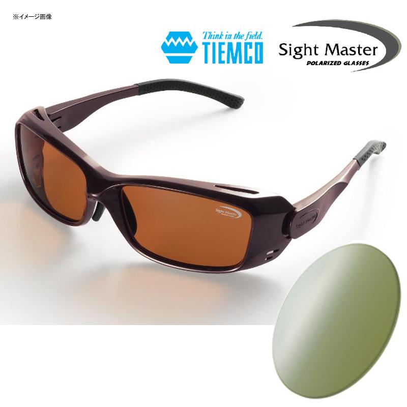 サイトマスター(Sight Master) バレル(Barrel) マホガニー イーズグリーン×シルバーミラー 775125252300