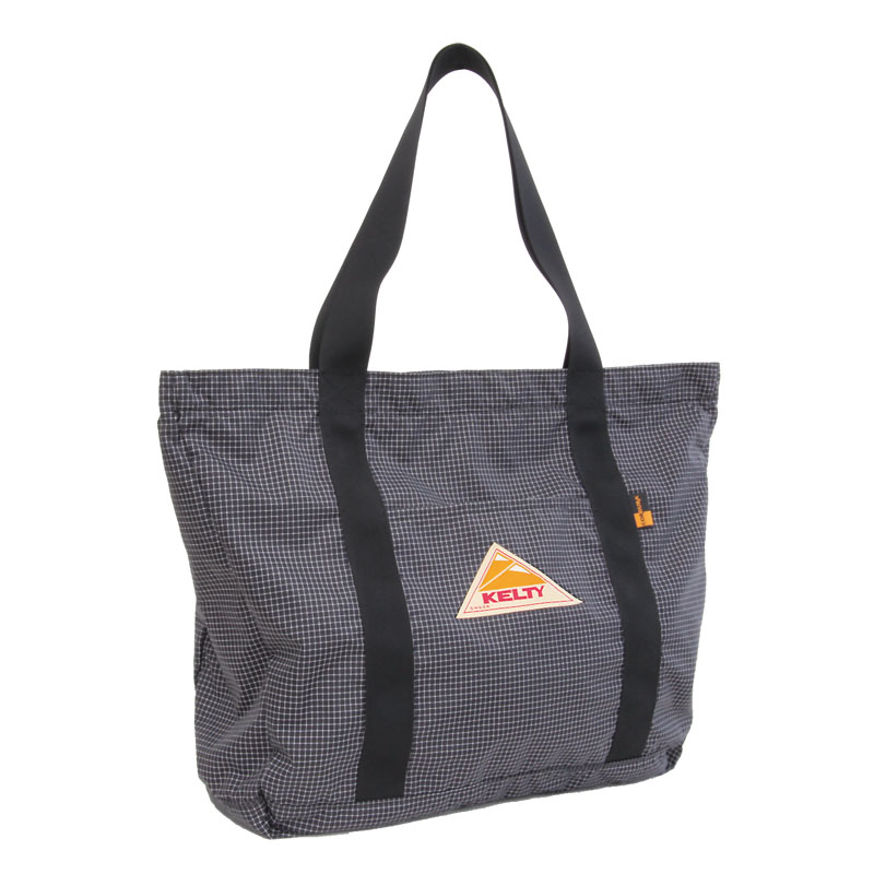 KELTY(ケルティ) RIPSTOP PACKABLE TOTE 18L Black 2592188