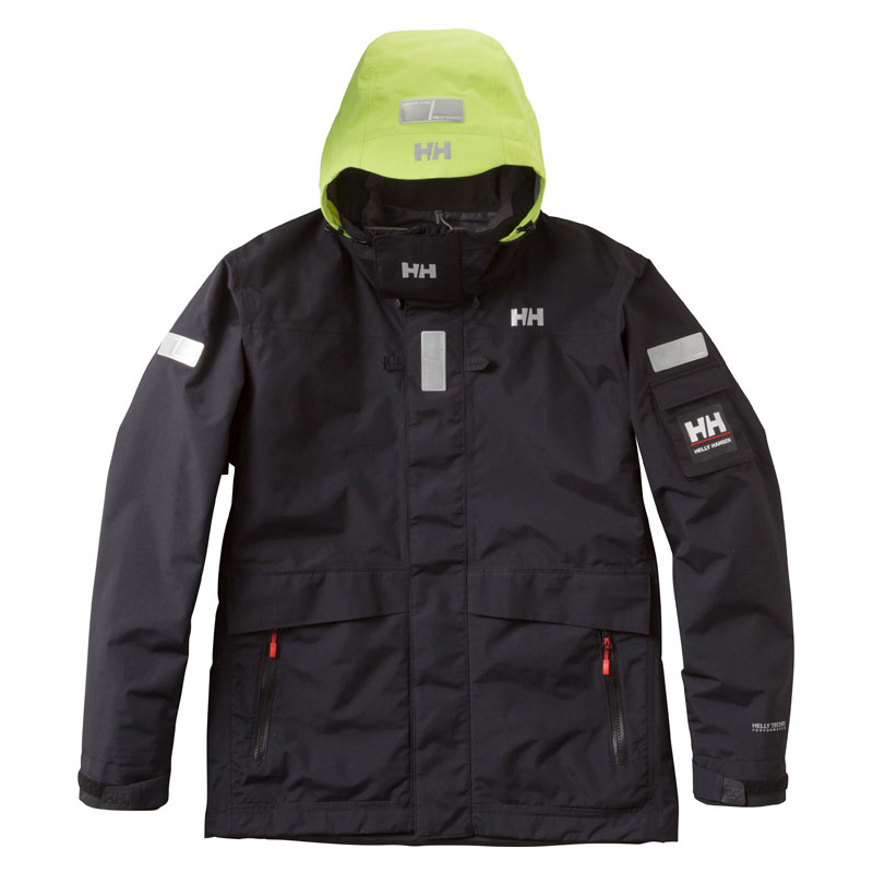 HELLY HANSEN(ヘリーハンセン) HH11550 Ocean Frey Jacket(オーシャン フレイ ジャケット) Men's XS K(ブラック)