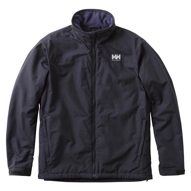 HELLY HANSEN(ヘリーハンセン) HO11757 Valle Winter Jacket(ヴァーレウィンタージャケット) Men's S KO(ブラックオーシャン)