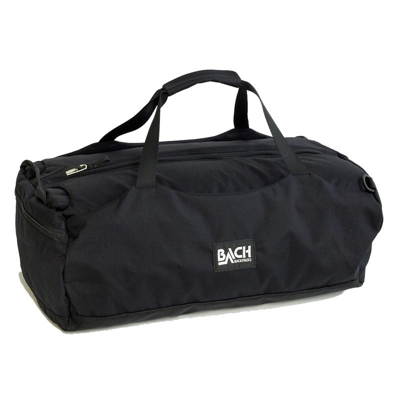 BACH(バッハ) TEAM DUFFEL 30L black 129610【あす楽対応】