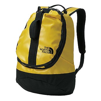 THE NORTH FACE(ザ・ノースフェイス) TNF Climbing Bag M M TY(イエロー) NM07709