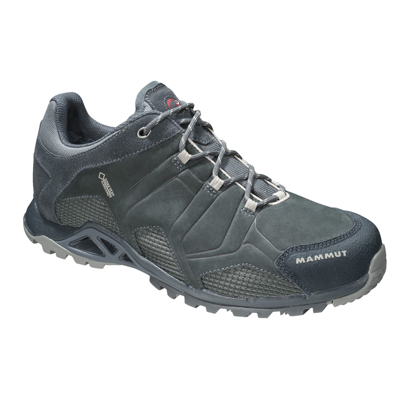 MAMMUT(マムート) Comfort Tour Low GTXR SURROUND Men's 9/27.0cm 0379(graphite-taupe) 3020-04850