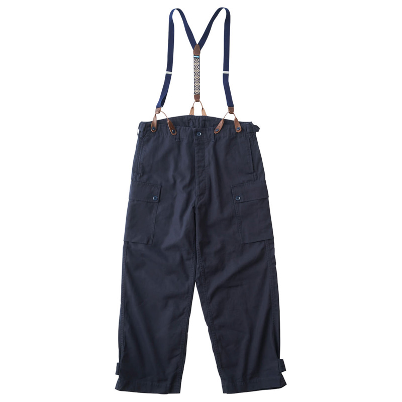 KAVU(カブー) オーバーパンツ Men's M Navy 19820715 052005