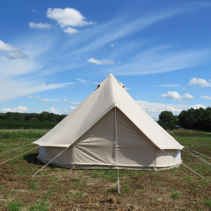 CanvasCamp(キャンバスキャンプ) SIBLEY 450 ULTIMATE PRO (PROTECH) 450cm サンドベージュ 450ProT