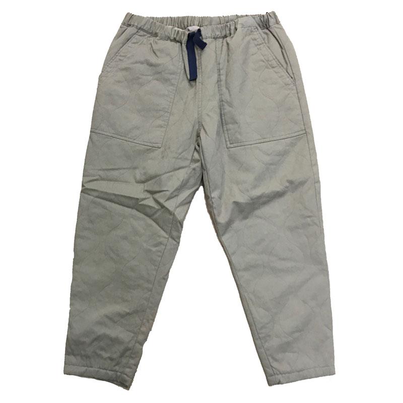 マウンテンイクイップメント(Mountain Equipment) Quilted Fatigue Pants L B07(ベージュ) 425428