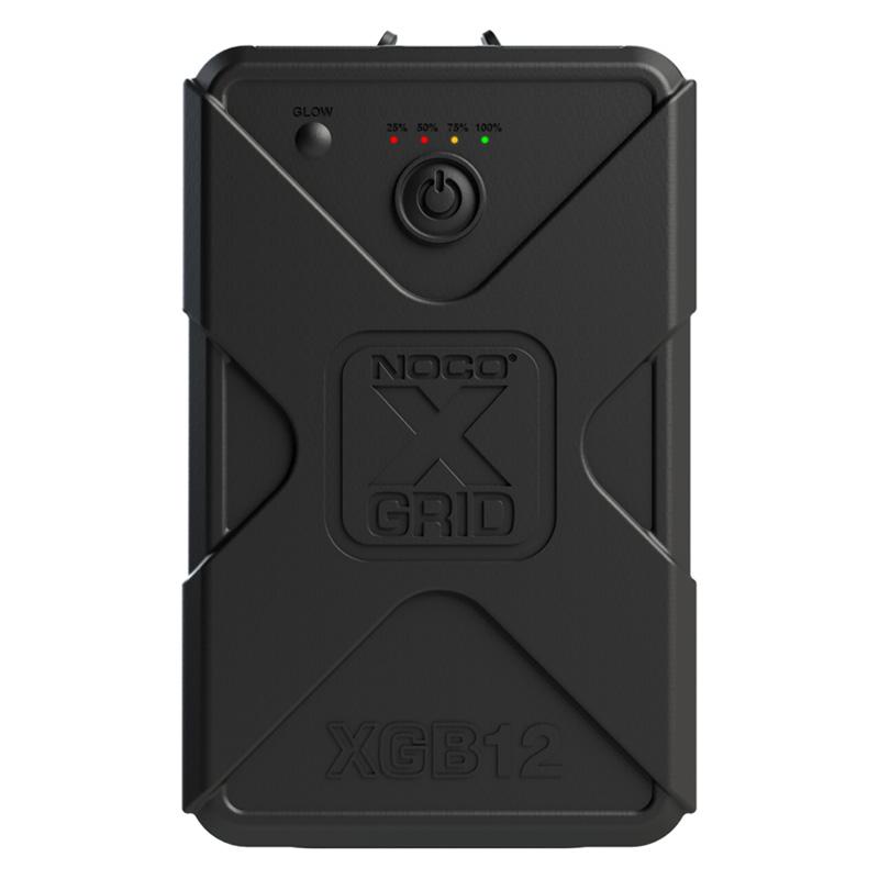 NOCO(ノコ) モバイルバッテリー 12AH XGB12