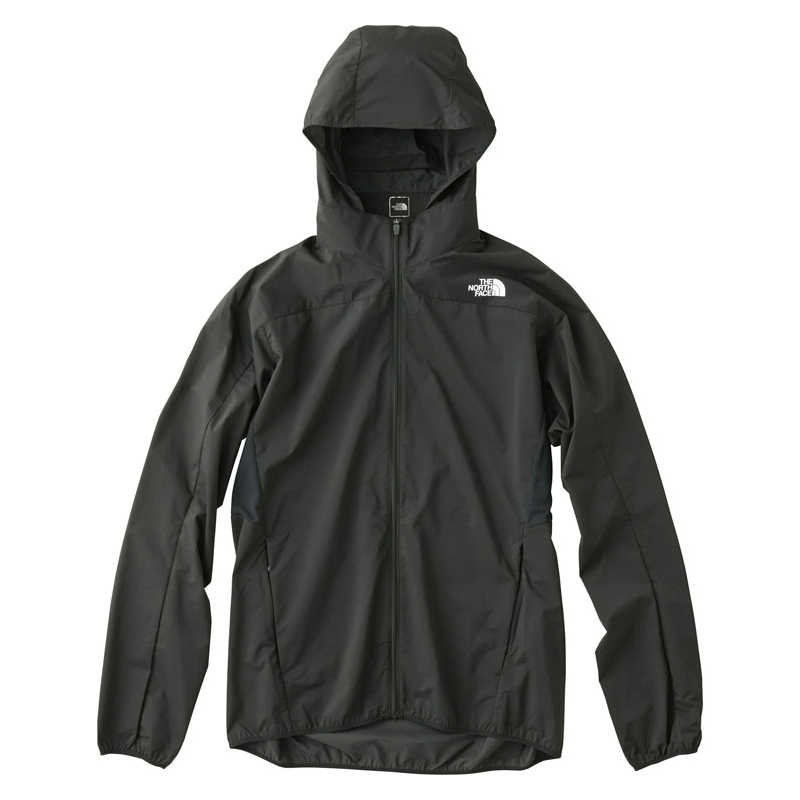 THE NORTH FACE(ザ・ノースフェイス) SWALLOWTAIL VENT HOODIE Men's L K(ブラック) NP71773