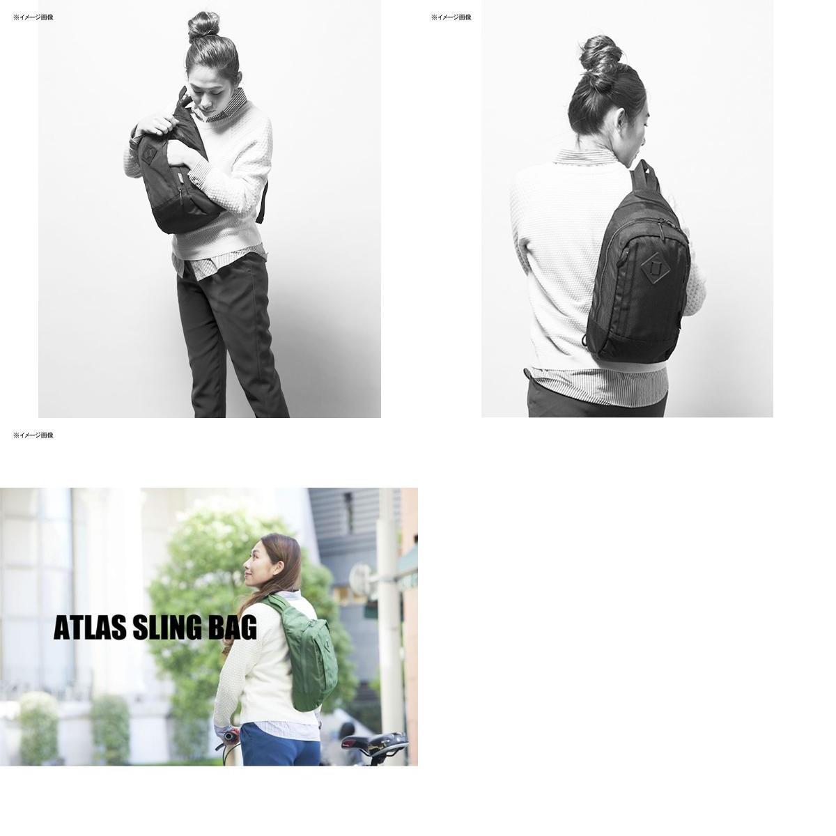 Coleman(コールマン) アトラス スリングバッグ/ATLAS SLING BAG 5L カクタスグリーン 2000032994