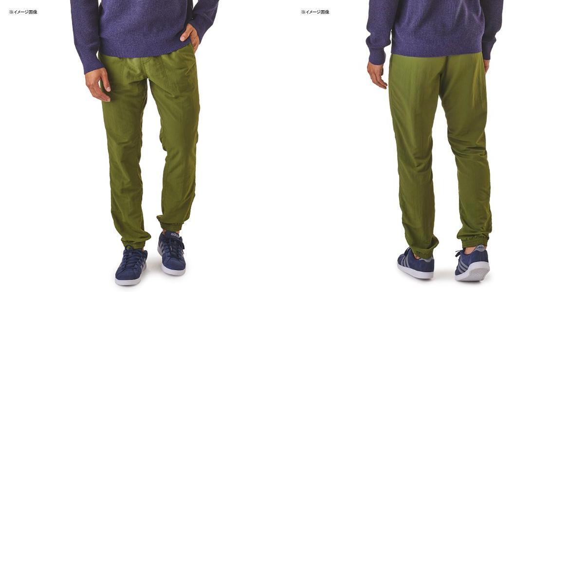 パタゴニア(patagonia) M's Baggies Pants(メンズ バギーズ パンツ) S SPTG(Sproutedgreen) 55211
