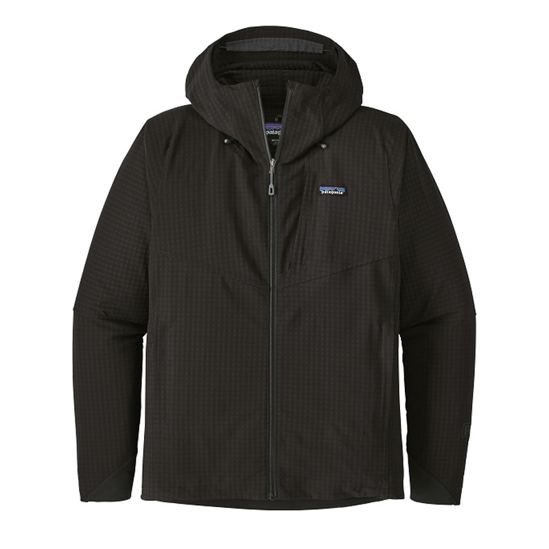 【送料無料】パタゴニア(patagonia) M's R1 TechFace Hoody(メンズ R1 テックフェイス フーディ) S BLK(Black) 83575【SMTB】