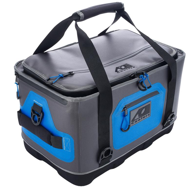 【送料無料】AO Coolers(エーオー クーラーズ) 24パック ハイブリッドクーラー 23L グレー AOHY24【SMTB】