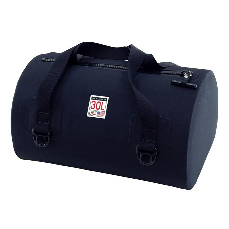 マッドウォーター(Mad Water) Waterproof USA Duffle 30L 17(マットブラック) ECL001