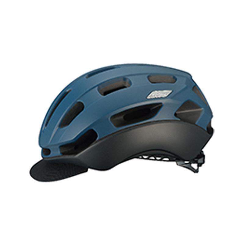 オージーケー カブト(OGK KABUTO) ヘルメット BC-Glosbe2(BC・グロッスベ2) S/M マットネイビー