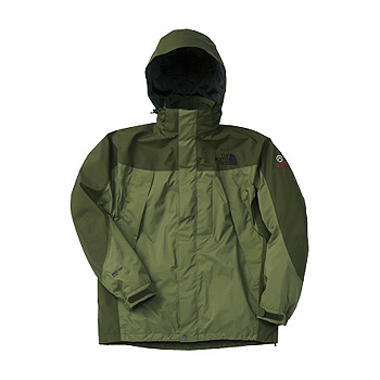 THE NORTH FACE(ザ・ノースフェイス) Mountain Light Jacket M CO(カーゴグリーン) NP15751