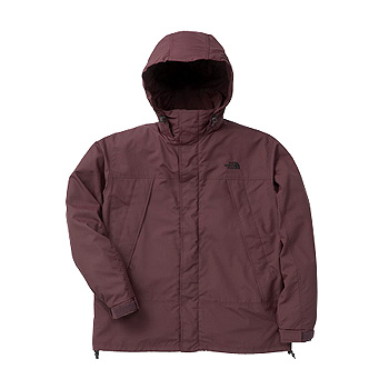THE NORTH FACE(ザ・ノースフェイス) NP11718 Frontiers Parka M SR(シラーズレッド)