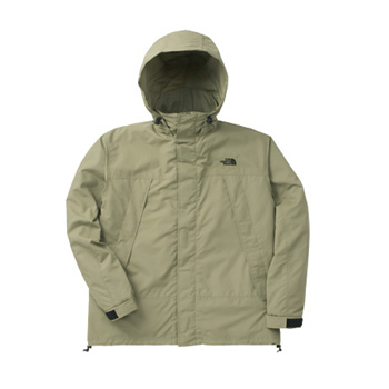 THE NORTH FACE(ザ・ノースフェイス) NP11718 Frontiers Parka S CO(カーゴグリーン)