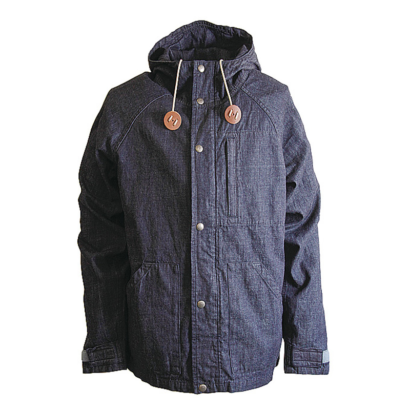 【送料無料】SIERRA DESIGNS(シエラデザインズ) DENIM LIGHT PARKA S Indigo 2005
