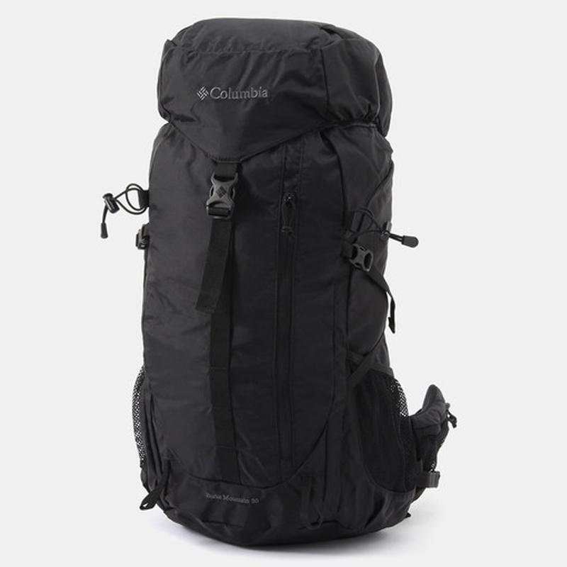 【送料無料】Columbia(コロンビア) Burke Mountain 30L BackpackII(バークマウンテン30LバックパックII) 30L 010(BLACK) PU8179【あす楽対応】