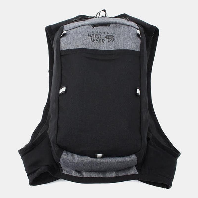 【送料無料】マウンテンハードウェア Fluid Vestpack 6(フリューイッド ベストパック 6) 6L(R) 049(Titanium) OE7903【SMTB】