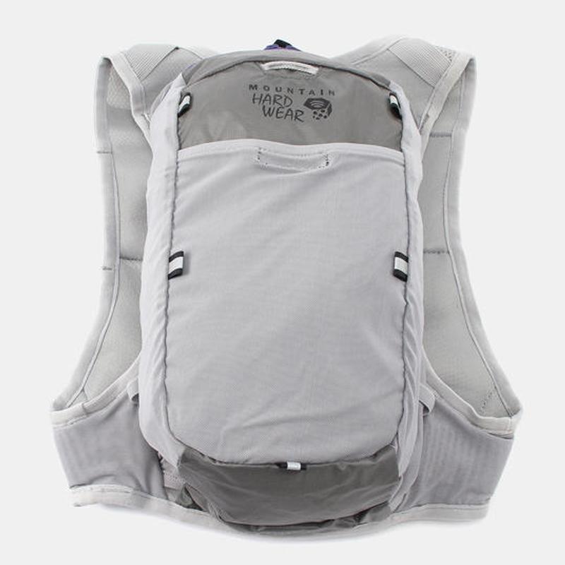 【送料無料】マウンテンハードウェア Fluid Vestpack6(フリューイッド ベストパック6) 6L/R 073(MANTA GREY) OE7903