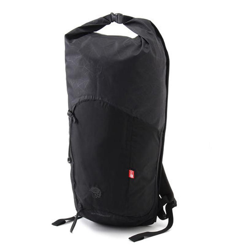 【送料無料】マウンテンハードウェア Scrambler RT 20 OutDry Backpack(スクランブラーRT20アウトドライ) 21L(R) 010(Black) OU0445