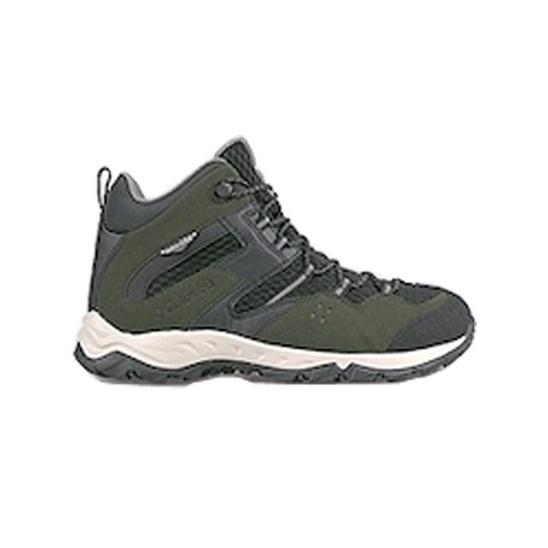 【送料無料】Columbia(コロンビア) Saber III Mid Omni-Tech(セイバー3ミッドオムニテック) Men's 9/27.0cm 347(Surplus Green×Black) YM5447