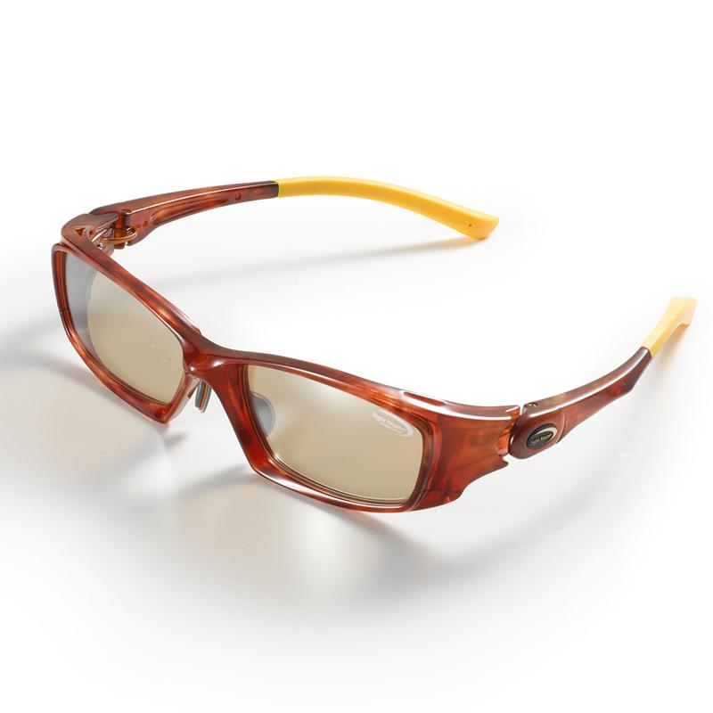 サイトマスター(Sight Master) インテグラル ブラウンデミPRO LB/シルバーミラー 775110852100