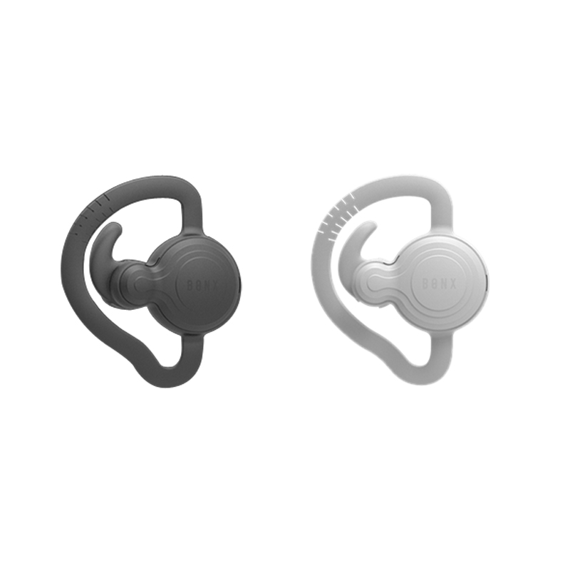 BONX BONX Grip 2個パッケージ ブラック/ホワイト BX2-MTBKWH1