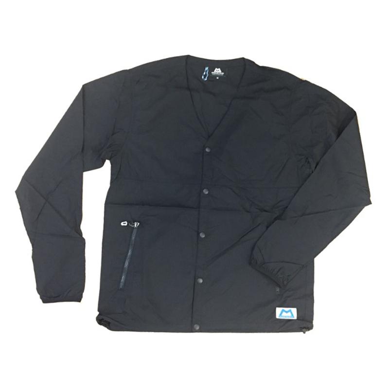 【送料無料】マウンテンイクイップメント(Mountain Equipment) Easy Cardigan L BLACK 425147【SMTB】